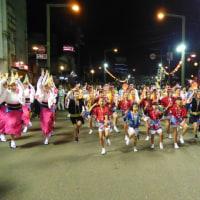 奉還町での阿波踊りの練習のお知らせ、、、