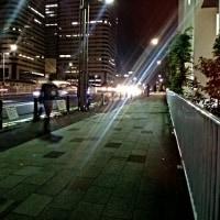 2016/10/22 黎明橋つうとこに居る