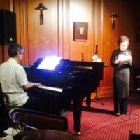 シャンソン歌手リリ・レイLILI LEY 芝パークホテルフランス語シャンソンの夜