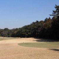 初ゴルフラウンド