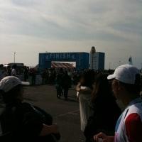 2009湘南国際マラソン。無事完走!