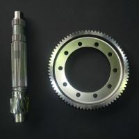 GK5フィット6速ミッション用の5.067ファイナルギアを発売開始!!!