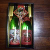 日本酒 本年も届きました