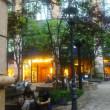 三菱1号館の中庭