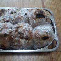 マグブレッド(くるみパン)とスペースパン それぞれその2