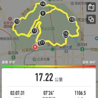 2月12日朝RUN会 初参加