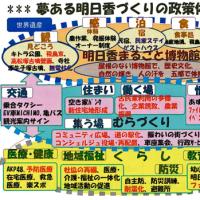 飛鳥創生戦略 by 明日香村長 森川裕一さん