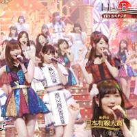 第49回日本有線大賞 『乃木坂46・HKT48・NMB48・AKB48スペシャルメドレー 』 161205! 再アップ!