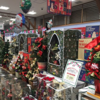 京都のクリスマス ~ 東急ハンズ・京都店