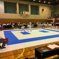 第11回北信越小中学生空手道選手権大会