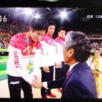【五輪体操】 男子団体、日本がアテネ五輪以来の金メダル