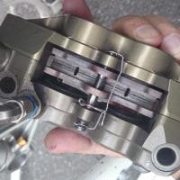 2017/6/11 GSXR1000整備