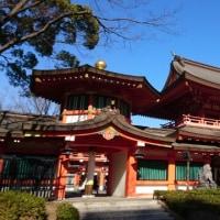 千葉神社~千葉城