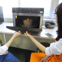 2017.5.26 家政部シフォンケーキ