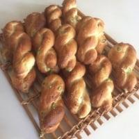 父の日の枝豆チーズパン