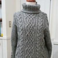 アラン&ガンジーのセーター 1