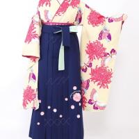 卒業式の袴の展示を始めました(レンタル・安城・刈谷・岡崎・高浜・碧南・西尾)