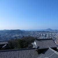 写真日記: 松山は お城とお風呂 あと何だ