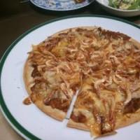久し振りのピザです!