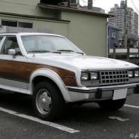 AMC Eagle 1980-������ꥫ�� �⡼�������Ǹ���ȼ���ǥ�Ȥʤä�AMC ��������