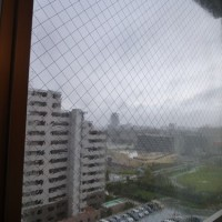 雨が上がり