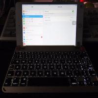 [iPad]キーボード新調しました!