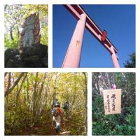 蔵王古道歩いてきました!登ってきました!
