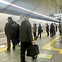 東京メトロ日比谷線銀座駅