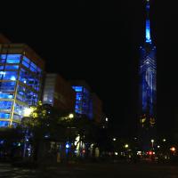 福岡タワー&ヤフオクドーム