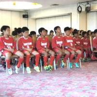 JA�����ե��ӥ��ԥå�2015����辡���˽о줵�줿DREAM.FC U-12��̧�̻�Ĺɽ����