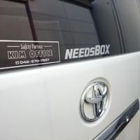 半年以上の納期が掛かりましたが「ハイエース・NEEDSBOX」は本日納車!