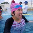 中学部3年 体育「プール学習」