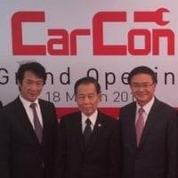 タイに進出した カーコンビニ が 将来はプロの大会を ・・・