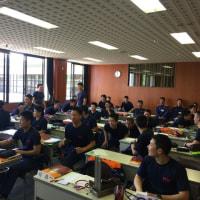 バイタルサイン特講(特攻)島根県消防学校