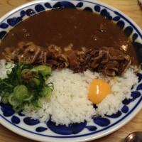 嵐山カレー in トロッコ嵯峨