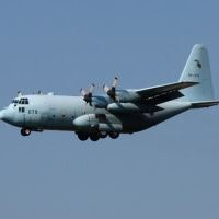 航空自衛隊 C-130 FUK
