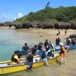 舟漕ぎ競争