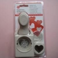 マーサのheartのクラフトパンチでバレンタイン<shopWA・ON>