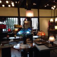 住宅用ランプ大和屋さんで展示します。