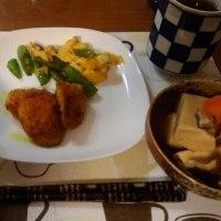 2月20日夕 鹿児島若鶏カレー味
