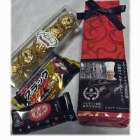2012年楽子オリジナルバレンタインパフェ♪