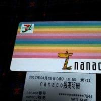 埼玉りそな銀行の4000pナナコカードにチャージ出来ました。