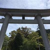 舟木三島神社と浮島八幡神社