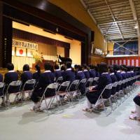 会津若松市立中学校11校で卒業式が挙行されました(^^ ゞ