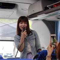 〔LaLaSweet〕らら旅。「春のシークレット撮影会バスツアー」 画像その2 バスガイトは柚南みゆき?