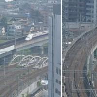 懐かしい2階建てMax復活~今しがた見た、午前9時34分仙台発E4系「Max」~