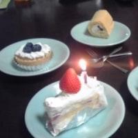 うれしい誕生日!