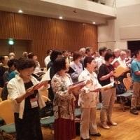 第九合唱団2016 結団式