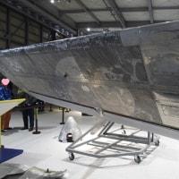 かかみがはら航空宇宙博物館 「飛燕」 見学記 3 今日は機体の写真を、ご覧ください(^^)/