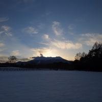 17年2/27~尾ノ島渓流~御嶽山